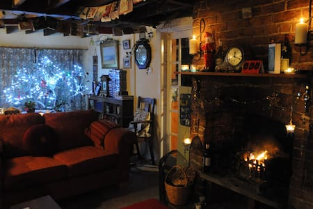 A cottage hideaway in the country - Great Carlton, Louth - Bed & Breakfast