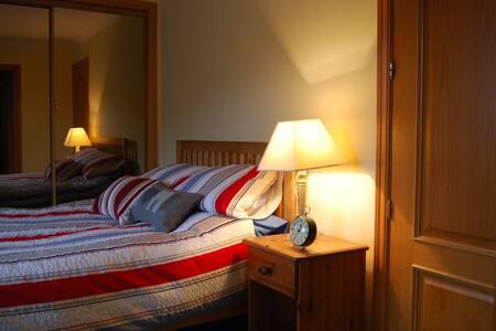 Cuillin View en suite double room 2 - Crossal - Bed & Breakfast