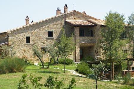 Il Corniolo Apartment 4 +2 - Monte Santa Maria Tiberina - Lägenhet
