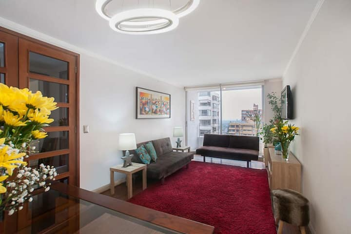 Wonderful Apartment in Las Condes, good location.