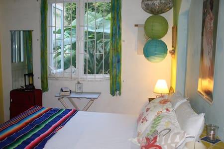 Bungalow  tropical island paradise  - Isla Mujeres