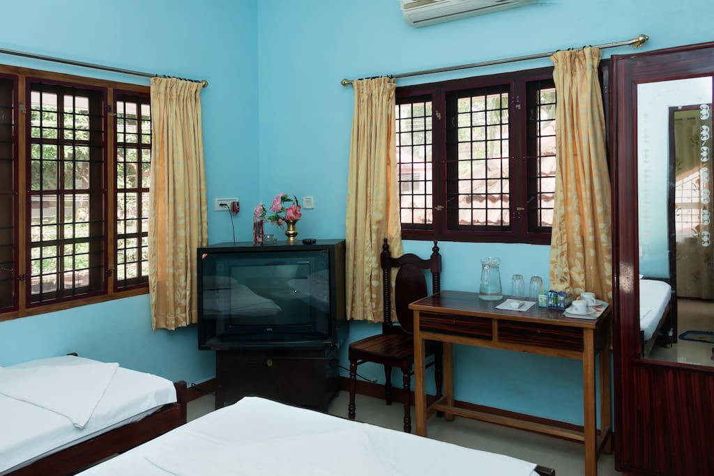 Daniels home stay fort kochi chambres d 39 h tes louer for Chambre kochi
