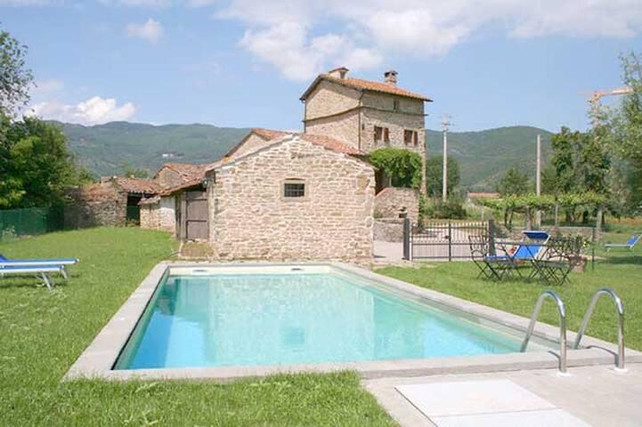Casa di Paolo - Cortona - Huis