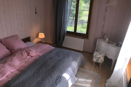 Charming Room at small river