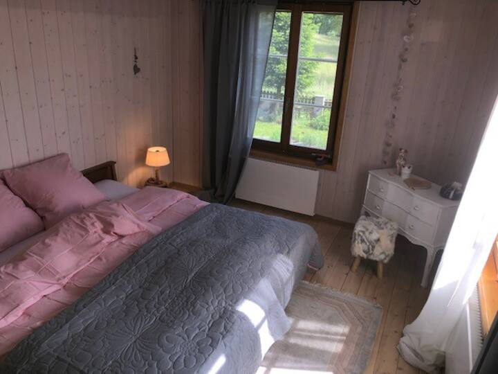 Charming Room at small river