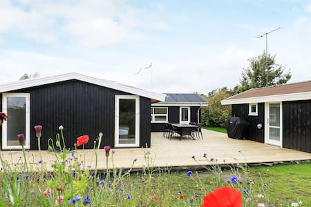 Simplistic Holiday Home in Frederikshavn with Terrace