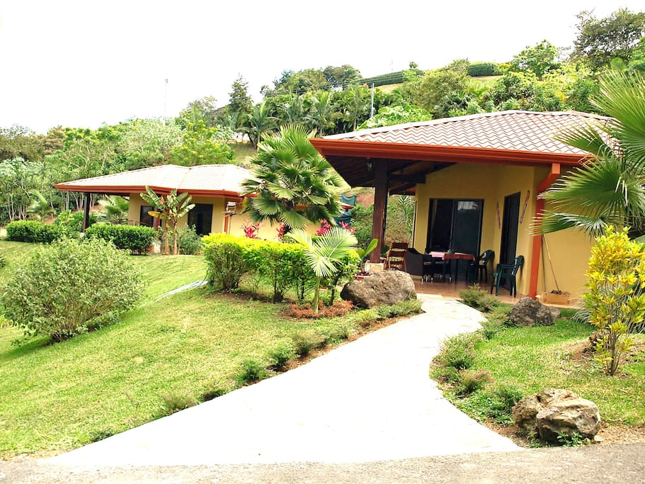 39 the palms 39 at roca verde 214 casa iquana ville in for Case affitto costa rica