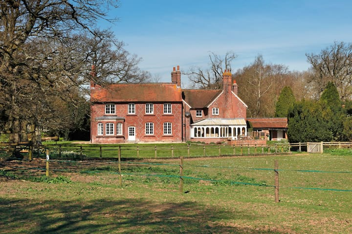 Country House in North Hampshire - Herriard - Hus