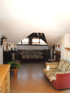 Lovely apartment with lookout close to ski-resort - Andalo