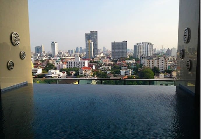 Fully furnished opposite Central Ladprao
