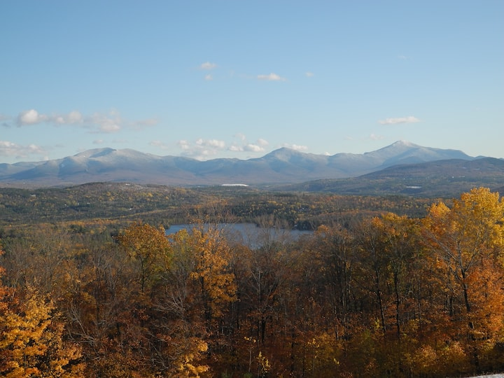 Unmatched Panoramic Views of the White Mountains