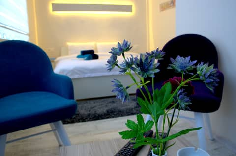 Studyo Apartment Konuk162 - CityCenter, Relaxing
