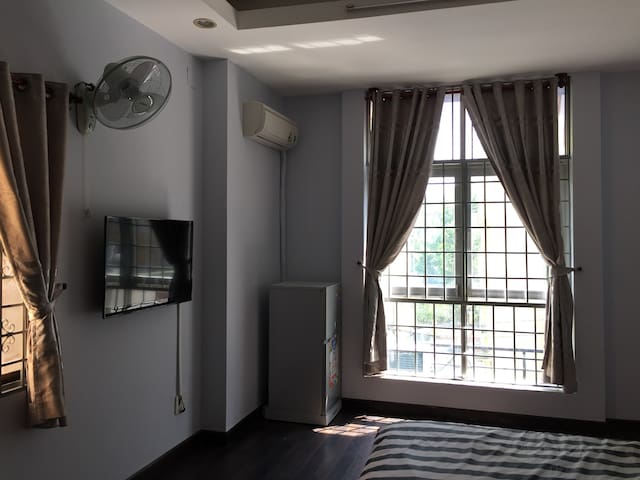 July house opposite huyen sy church - Ho Chi Minh - Bed & Breakfast