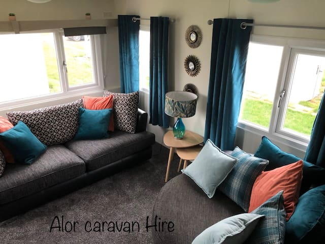 ALOR Caravan Hire Short Ferry