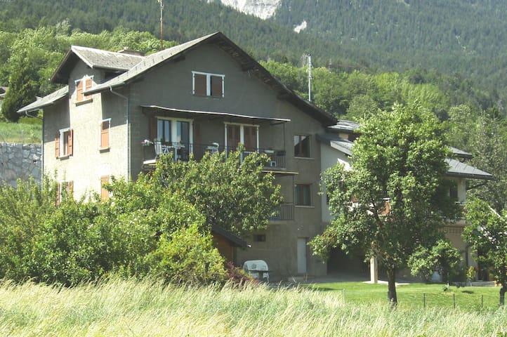 Le Moulin - Savièse - House