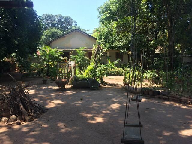 Bucólica casinha em Paquetá
