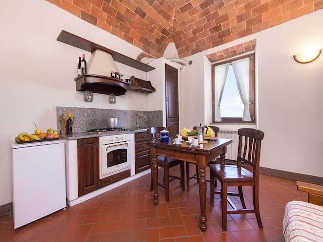 Gabbione - Charming 1bdr in residence with pool