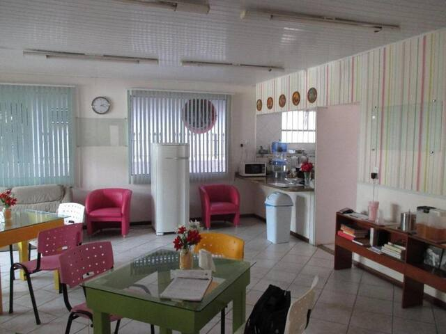 Hostel Casa Verde - Beira Rio Itajaí