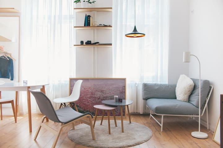 Menrath Palace Studio Apartment
