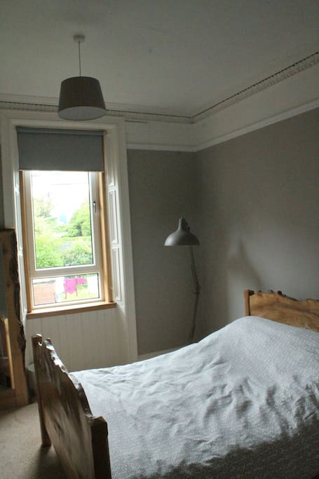 Large double bedroom.