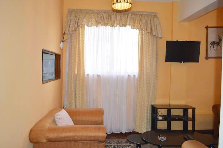 S Samra 2 bedroom Apt fully furnished & serviced