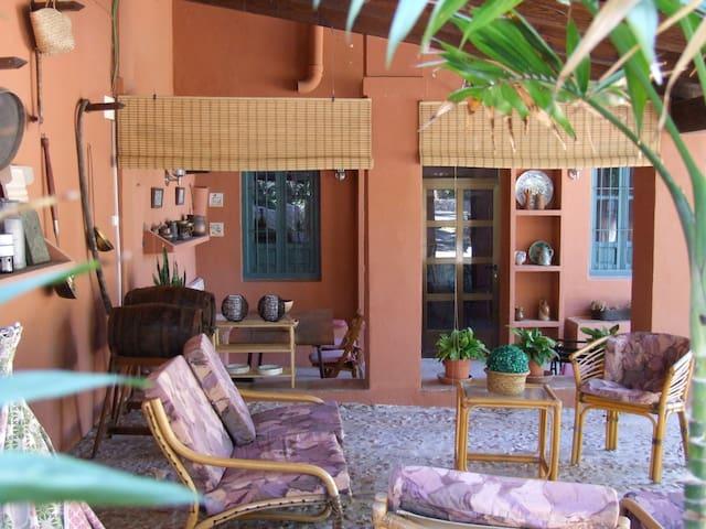 Loft con jardín en Betera, perfecto para eventos