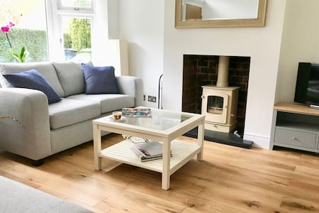 Relax and unwind in rural Cheshire