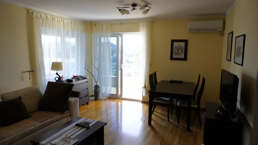 Excellent apartment (April-May waiting for allergy - Petrovac