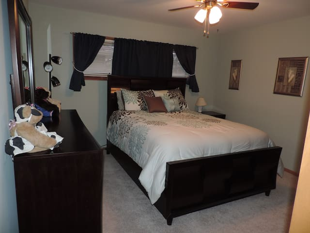 Quaint Berea home by airport & BW - Berea
