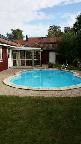 Room in lovely Jonstorp - Jonstorp - Villa