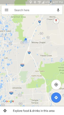 Beautiful Florida Getaway with Great Location - Pasco County - Дом