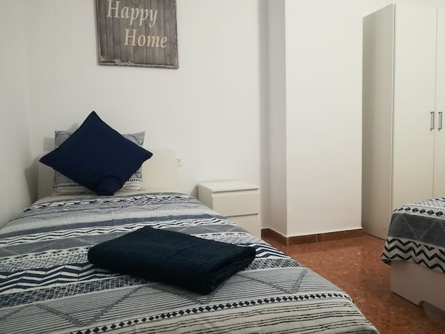 Beautiful Double Bedroom 5min from Sagrada Familia