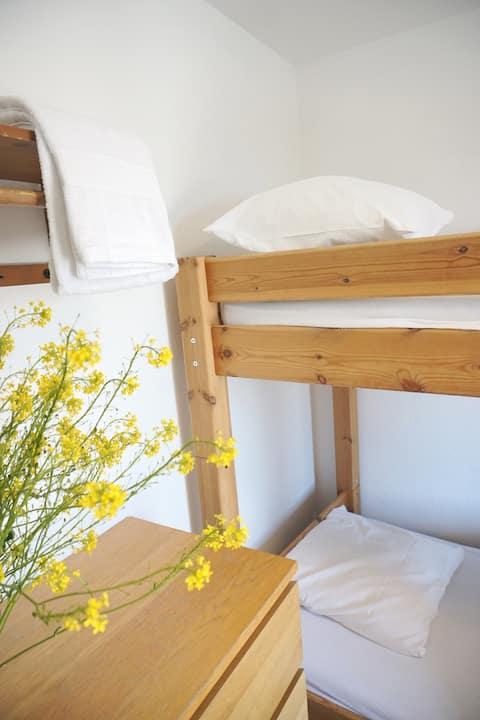 2/4 bedded rooms, Crans-Montana