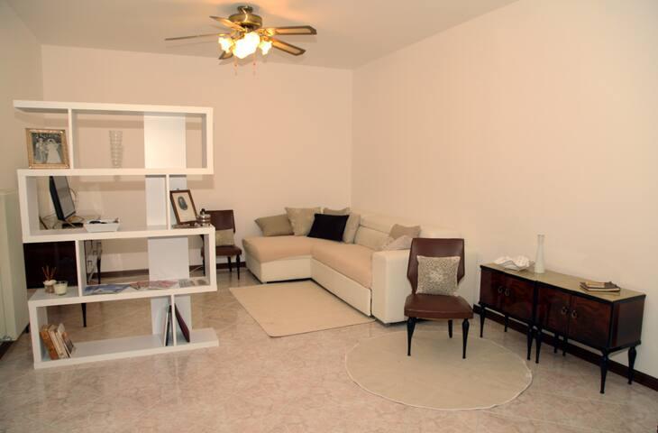 EZV's living room