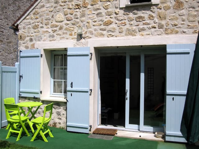 Petite maison de village Le Vaudoué