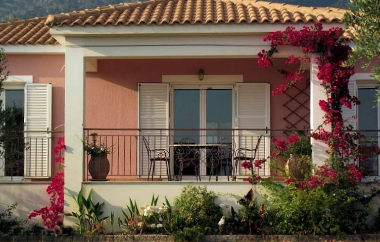 Villa on Kefalonia. - Cephalonia Prefecture - บ้าน