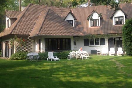 Villa en forêt d'environ 230 m2 - Le Touquet-Paris-Plage