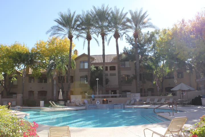 Beautiful Scottsdale Condominium