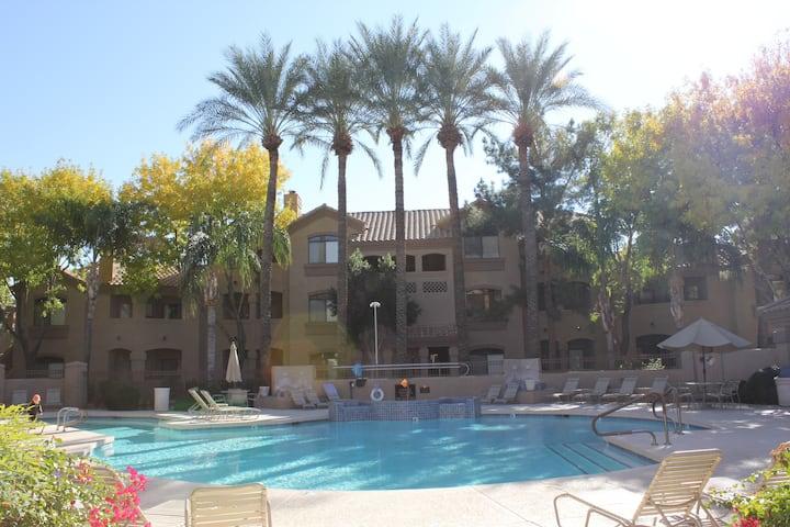 Beautiful Scottsdale Condominium