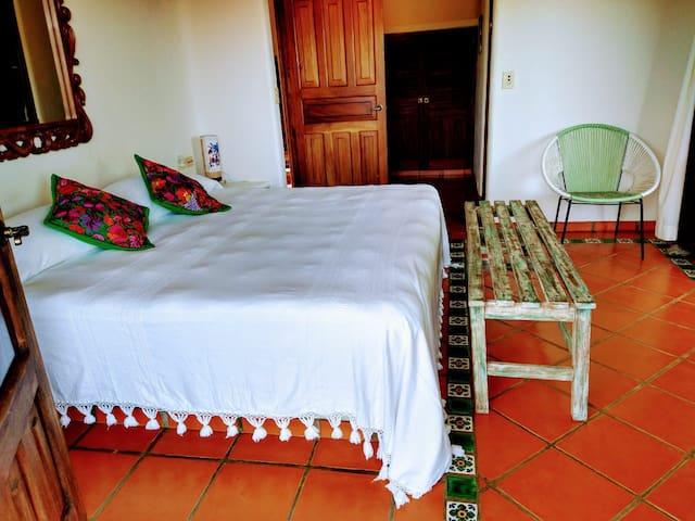Bedroom called Oceanside