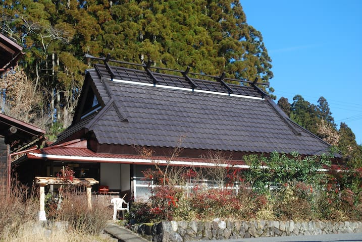 Goemon kyoto  Native  house  for world traveller - 京都市 - Huis