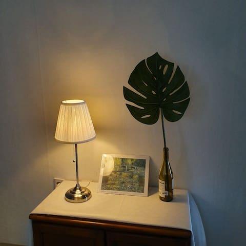 Private&Romentic room 7mins Noksapyung St.