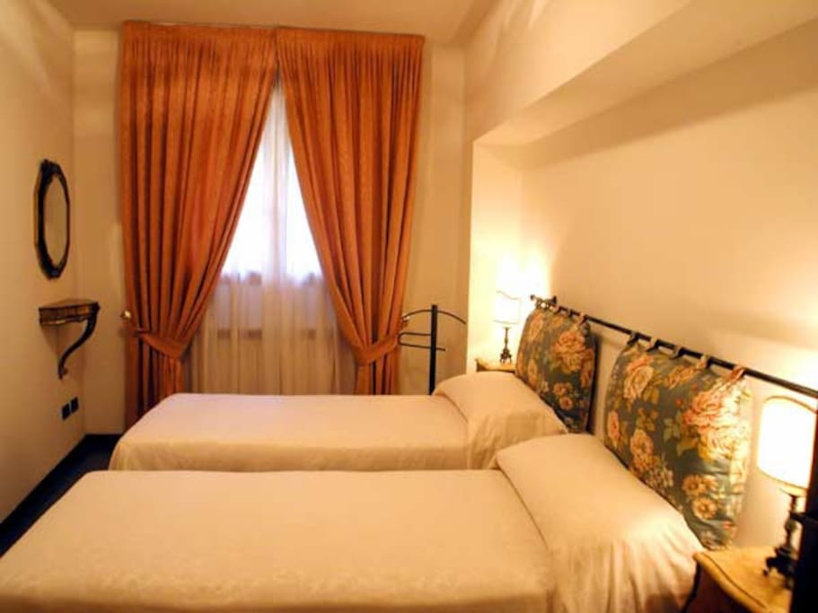 Camera doppia - twin-bed room