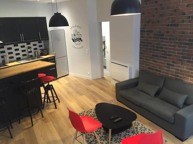 Brand new cosy apartment in Paris - Bastille
