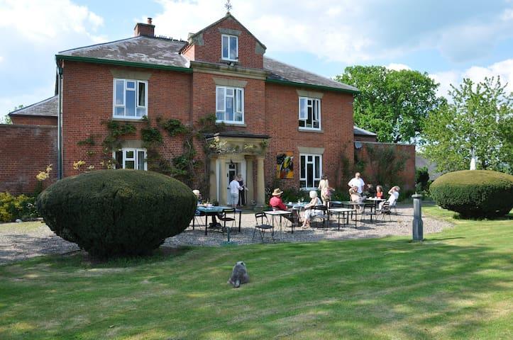 4* Quality Farmhouse en suite B&B  - Powys - Bed & Breakfast