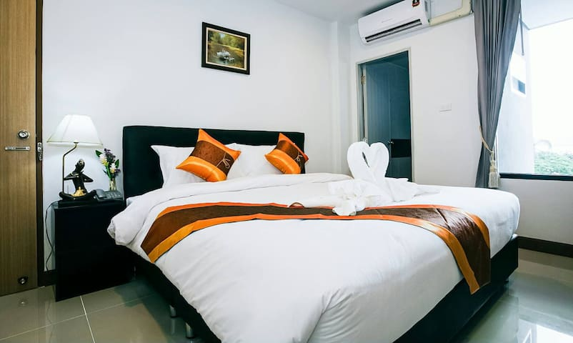 Noble Tarntong Boutique Double bed (Yes Breakfast)