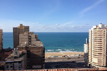 Sea view duplex - 6 MONTHS MINIMUM - Alexandria - Appartamento