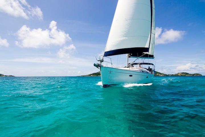 Voilier 47 pieds avec/sans skipper