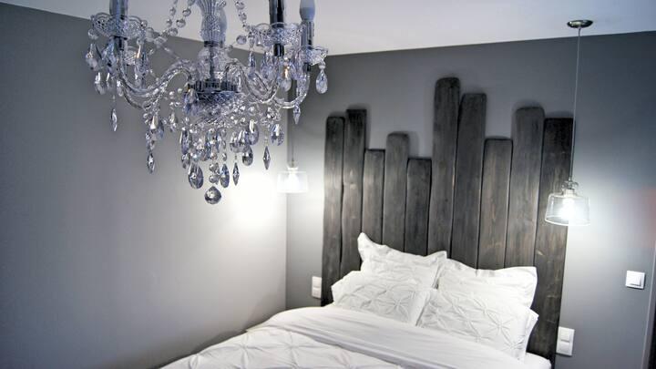 Luxury Room Flamande, bubble bath + wellness