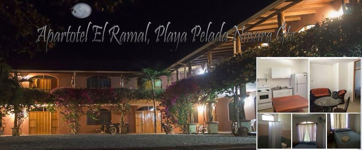 Apartotel El Ramal - playa nosara - Apartament